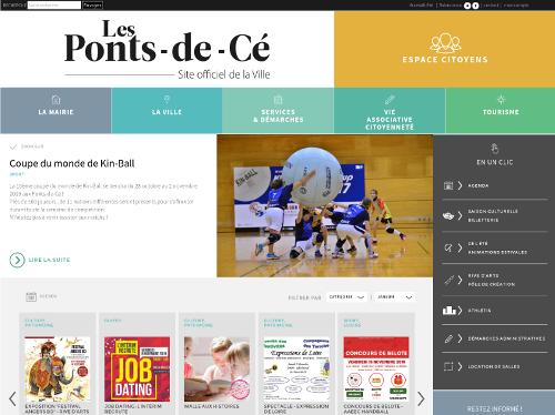 Ville des Ponts-de-Cé